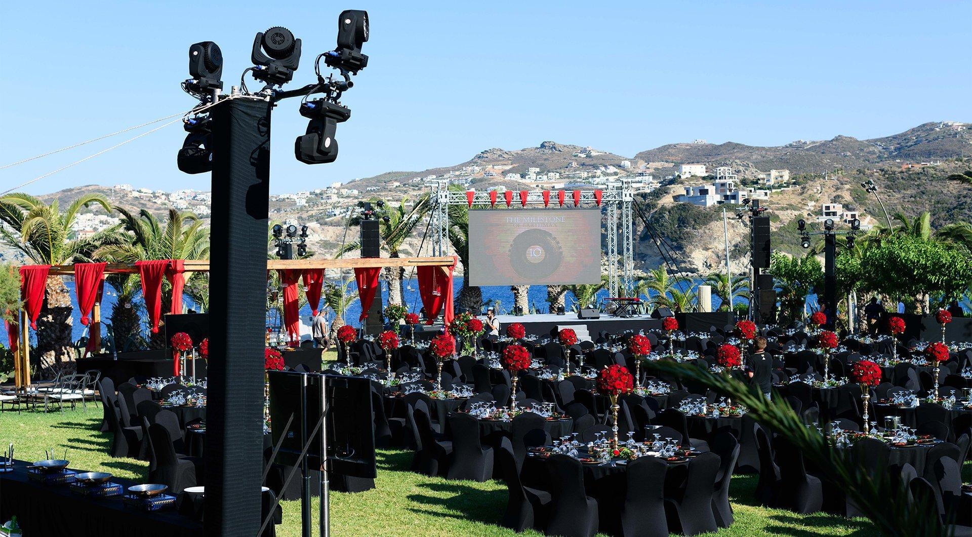 Corporate Event Crete