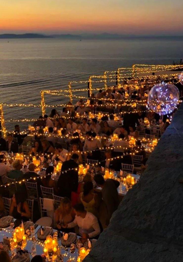 Wedding Event Tzia