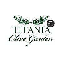 Titania olive garden Logo